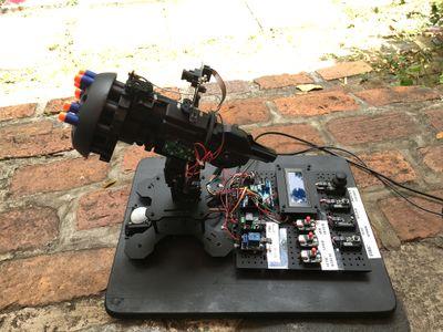 Robo-Turret - MDC Spring 2017 Robotics Wiki